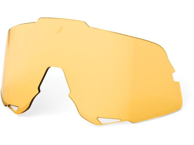 100% Glendale Lentille d'échange, yellow